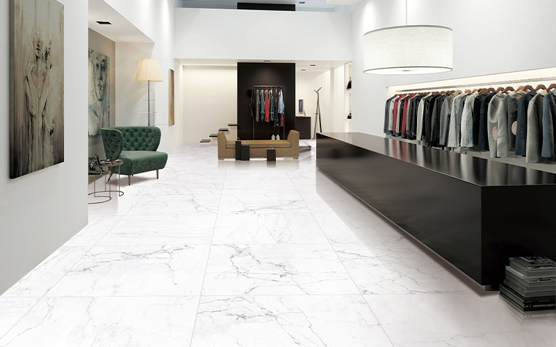 Porcelain Marble Tile Dallas