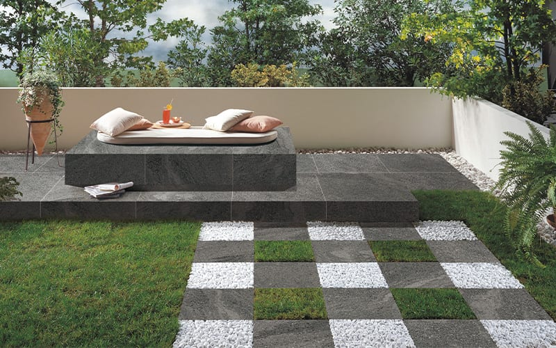 Outdoor Porcelain Tile Dallas
