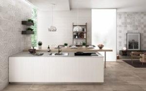 porcelain floors for kitchen