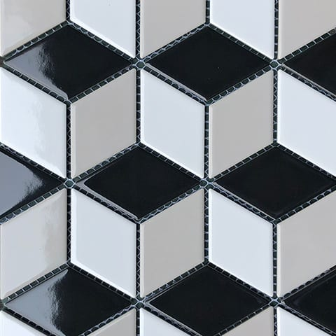 Mosaic Porcelain Tile Dallas